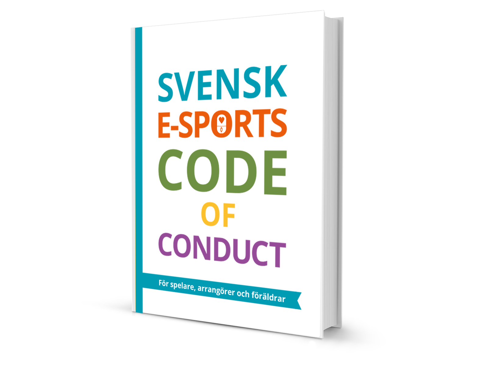 Svensk E-sports Code of Conduct omslag_webb